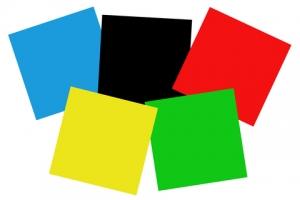 Kleur en vorm. Recht Opleiding Colourprofessionals
