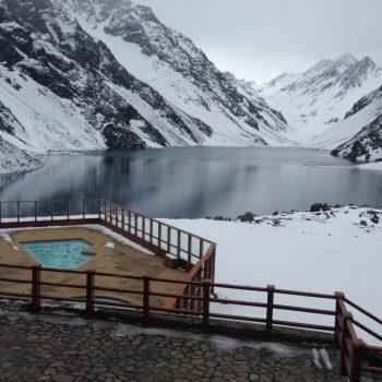 Chili Andesgebergte