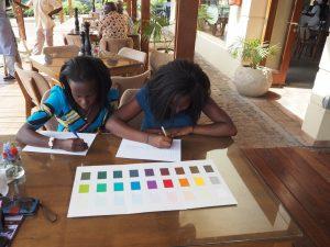 ColourProfessionals in Oeganda
