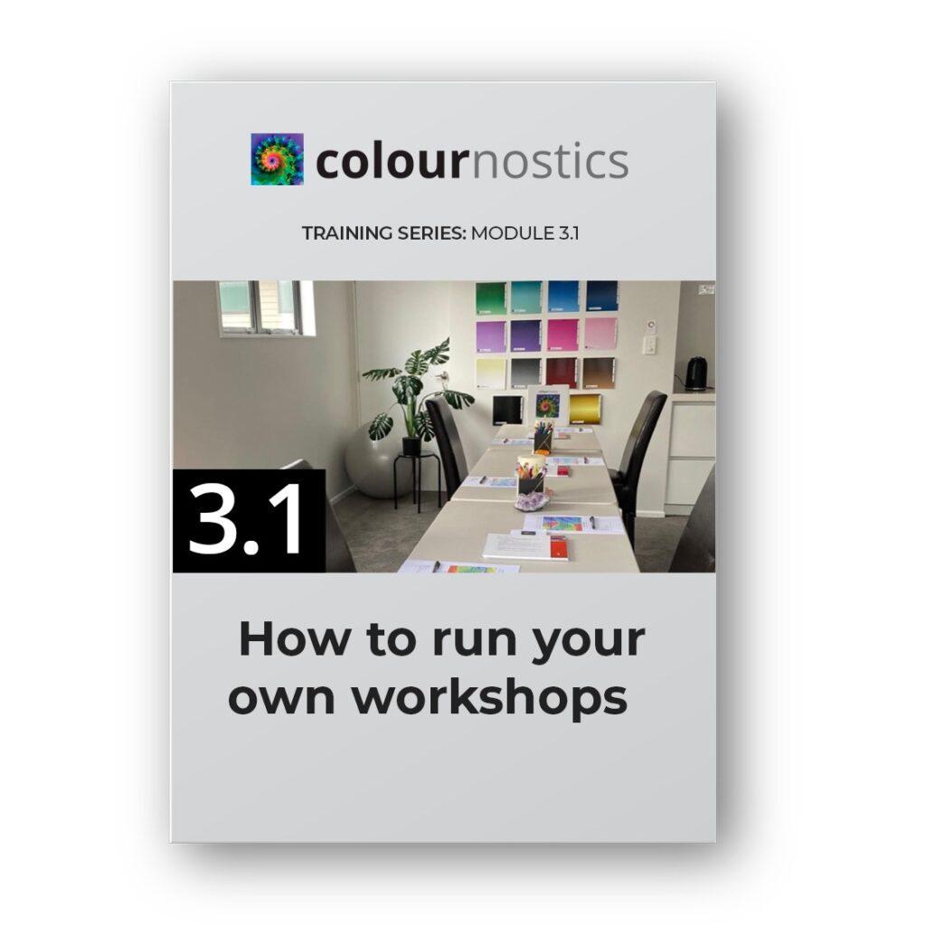 Colournostics - Kleur als coachingtool