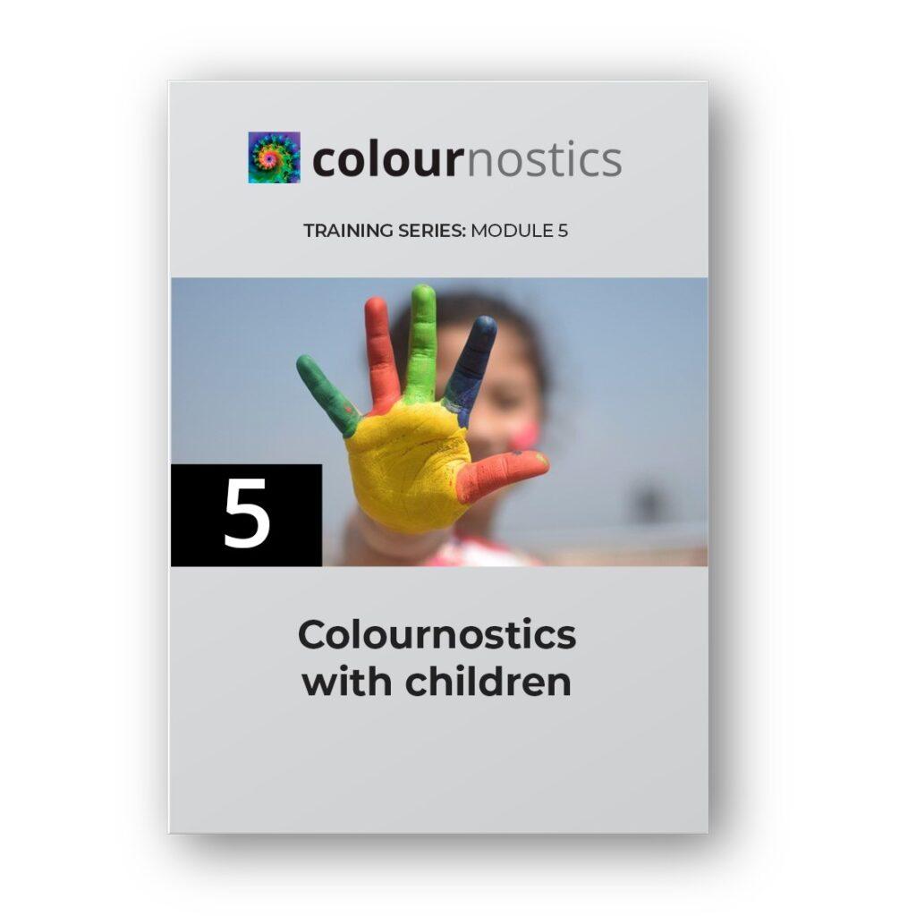 Werken met kinderen via Colournostics